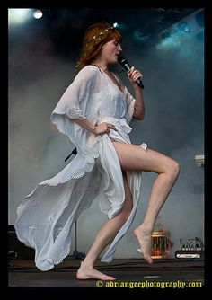 FLORENCE AND THE MACHINE 59 by adriangeephotography, via Flickr