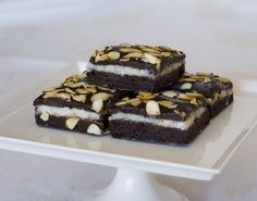 Simply So Good: Coconut Fudge Brownies