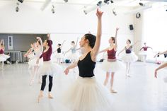 """4/4 stars National Ballet does justice to Rudolf Nureyev's legacy"" - Toronto Star. Artists of the Ballet in The Sleeping Beauty. Photo by Karolina Kuras."