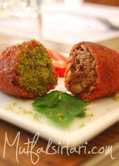 İçli Köfte Tarifi | Mutfak Sırları
