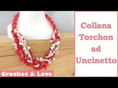 09d73548a17d Torchon Necklace Crochet Tutorial (sub English y Español)