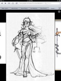Themis simple sketch