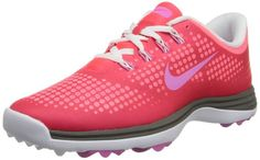 Nike Golf women's Lunar Empress Golf Shoe >>> Special product just for you. Nike Womens Golf, Womens Golf Shoes, Nike Golf, Girl Golf Outfit, Cute Golf Outfit, Best Running Sneakers, Nike Shoes, Sneakers Nike, Nike Lunar