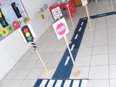 Semana do Trânsito na Educação infantil Ideias retiradas da net