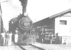 Abrió nuevas innovaciones como por ejemplo el ferrocarril