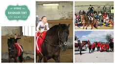 Kleščová Janka - akrobatika a jazdenie ja koňoch