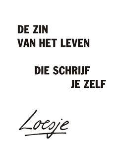 Loesjes ZIN   www.info-zin.nl   www.facebook.com/info.zin