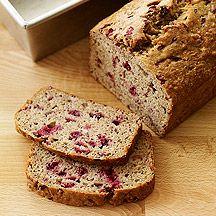 Image of  Cranberry-Banana Bread