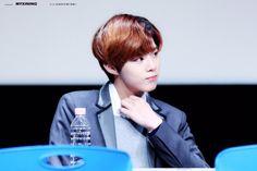 160221 UP10TION Gwangju FansigningWooshinCr:  우리신이  Do not edit