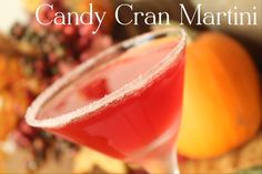 Delightfully aspiring cranberry vanilla vodka and a splash of Frangelico.  Thanksgiving drinks