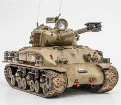 Us Armor, Rc Tank, Sherman Tank, Tank Destroyer, Model Tanks, Armored Fighting Vehicle, Military Modelling, Battle Tank, Military Weapons