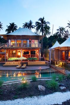 WOW.....For celebrity-style VIP treatment and seclusion, you can't beat the Soneva Kiri.