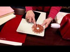 CHA 2013 - Spellbinders - New Dies and Embossing / Letterpress Folders VIDEO