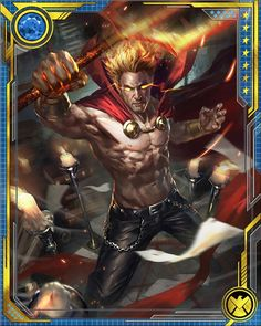RPGOTG - [Reluctant Ally] Hellstorm