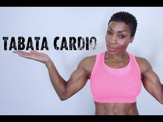 This 30 minute workout uses tabata intervals to get a high intensity cardio workout that works your full body. High Intensity Cardio Workouts, Intense Cardio Workout, Killer Workouts, Circuit Workouts, Tabata Cardio, 30 Minute Cardio, Tabata Intervals, Youtube Workout Videos, Gym