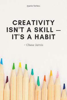 What do the world's most successful people have in common? Creativity. In this episode of The Marie Forleo Podcast, Chase Jarvis talks about his new book, Creative Calling, and why it's essential you cultivate your creativity — no matter what industry or career path you take. #creativity #creativityinspiration #success #creativecalling #chasejarvis #creativelive #themarieforleopodcast #marieforleo