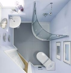25 Small Bathroom Remodeling Ideas Creating Modern Rooms to Increase Home Values                                                                                                                                                                                 More