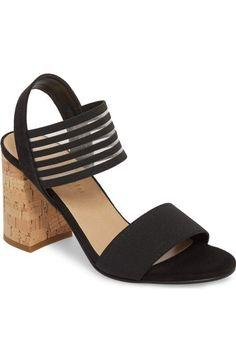 ea6ad8fa36b Bella Vita Dan Block Heel Sandal (Women)