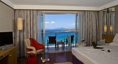 Kefaluka Resort Ultra All Inclusive Akyarlar Overlooking the beautiful Akyarlar Beach, Kefaluka Resort offers a host of spa and leisure activities for all the family, along with a private organised beach and aqua park.  Kefaluka Resort is nestled beside Akyarlar Bay in Turgetreis.