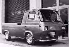 "Ford Econoline | Gene Winfield's ""Pacifica"" THEN"