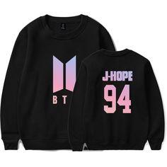 LUCKYFRIDAYF BTS Love Yourself Capless Harajuku Hoodies Women Bangtan Hip Hop Women Hoodies Sweatshirts BTS DNA. Click visit to buy
