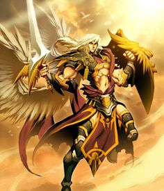 Gabriel, is an angel who serves as a messenger from God. He first appears in the Book of Daniel in the Hebrew Bible. In some traditions he is regarded as one of the archangels, or as the angel of death.