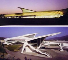 Bilbao Airport - Santiago Calatrava