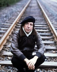 Caps, Berets, & Cowboy Hats Of Leonard Cohen