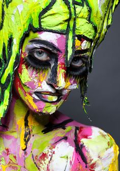 O M G ! Look at this Makeup! Brandon Showers Photography.