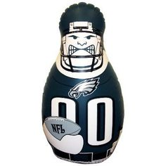 NFL Philadelphia Eagles 40-Inch Inflatable Tackle Buddy by Fremont Die. $19.99. NFL Tackle Buddy