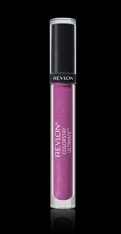 Revlon ColorStay™ Ultimate Liquid Lipstick. ONE STEP WITH UP TO 24 HOURS OF COLOR. My Shade: VIGOROUS VIOLET.