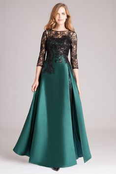 Visit our store in The Dubai Mall, Fashion Avenue, First Level Tel 04 330 8500 Satin Dresses, Elegant Dresses, Pretty Dresses, Beautiful Dresses, Formal Dresses, Farewell Dresses, Dress Brokat, Mother Of Bride Outfits, Look Boho