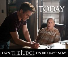 Time to find out the verdict. Own on Blu-ray™ today. Robert Duvall, Robert Downey Jr, Village Roadshow Pictures, Crazy Heart, Vera Farmiga, The Verdict, Wedding Crashers, Oscar Winners, The Conjuring