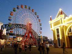 Sydney.Australia. Luna Park