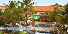 Swimming Pool -   Top Recommended Budget Hotel in the heart of Kuta Beach