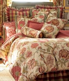 These gorgeous Victorian-inspired bedding collections will bring elegance and charm to your boudoir.