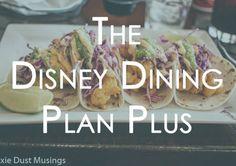 Pixie Dust Musings - Magical Musings of a wannabe Disney Princess Disney World News, Walt Disney World, Disney Dining Plan, Disney Parks, Disneyland, Pixie, How To Plan, Ethnic Recipes, Disney Princess
