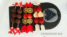 la decoración de mis mesas: Mesa decorada para San Valentin