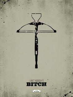 Top 12 des affiches alternatives de The Walking Dead, réalisées par des fans (talentueux)