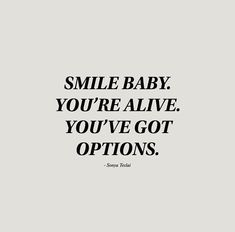 Shared by BaeChampagne. Find images and videos about quotes, smile and text on We Heart It - the app to get lost in what you love. Motivacional Quotes, Quotes Thoughts, Mood Quotes, Best Quotes, Life Quotes, Qoutes, Quotes Motivation, Pretty Words, Cool Words