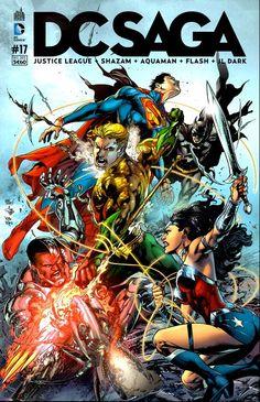 DC Comics • DC Saga N°17 •