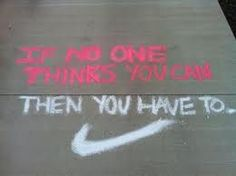 Exactly my motivation for running a marathon...and I did it :)