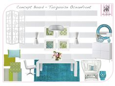 ConceptBoards - turquoise oceanfront