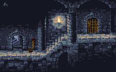 GR#128 - Battlescar - Sideview Gameart & Animation