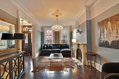 284 Clermont Ave. - Townhouse Sale in Fort Greene, Brooklyn