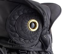 Owl Stuff: Owl Backpack by Morn Creations