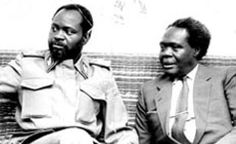 Machel e Milton Obote (presidente do Uganda). Pan Africanism, Uganda, Che Guevara, Popular, Shoes, World History, Zapatos, Shoes Outlet