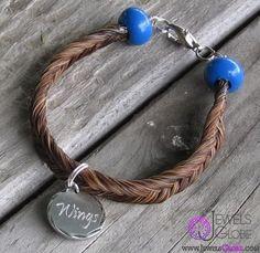 wikiHow to Make a Horse Hair Bracelet -- via wikiHow.com