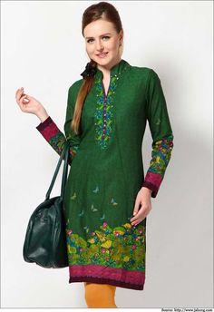 Biba Kurtis - Kurti Designs, Biba Clothing, Biba Collection
