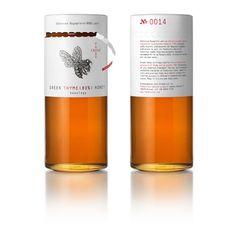 Foodscross Premium Honey via @thedieline